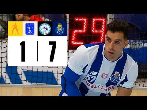 Resum del Follonica 1-7 FC Porto