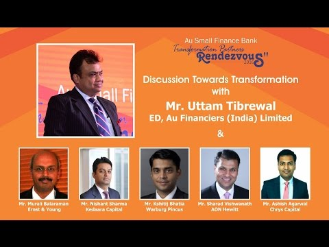 Transformation from Au Financiers to Small Finance Bank Part - 2
