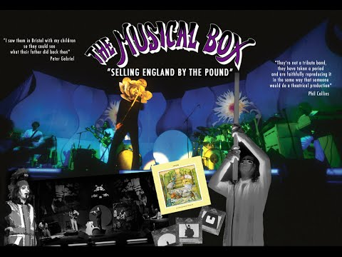 The Musical Box - Selling England by the pound - Concert (with Genesis)