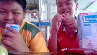 #แข่งกินขนมและนม#กินกับช่องนพเก้า วงละคร