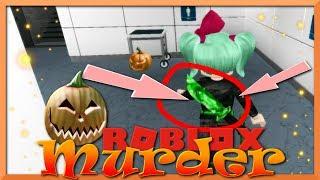 Roblox Murder Mystery 2 NEW Halloween Update! SallyGreenGamer Geegee92