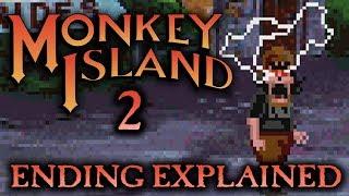 Monkey Island 2's Ending EXPLAINED (SORT OF)