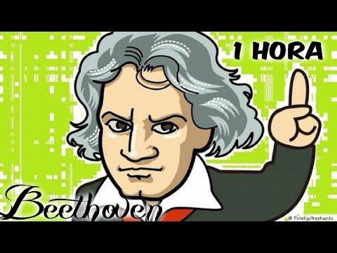 🎧Música positiva de Beethoven para Vencer la Pereza Aumentar tu productividad Laboral 2018