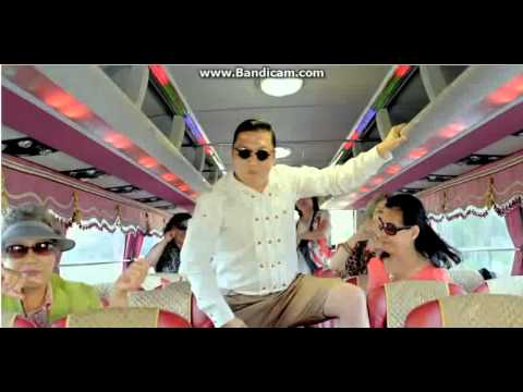 Gangnam Style Official Music Video - 2012 PSY with Oppan Lyrics & MP3