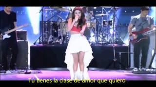Selena Gomez - Come & get it LIVE subtitulado en español