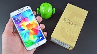 samsung galaxy s5 unboxing review