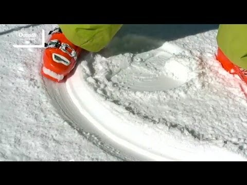 How to Execute the Perfect Ski Turn