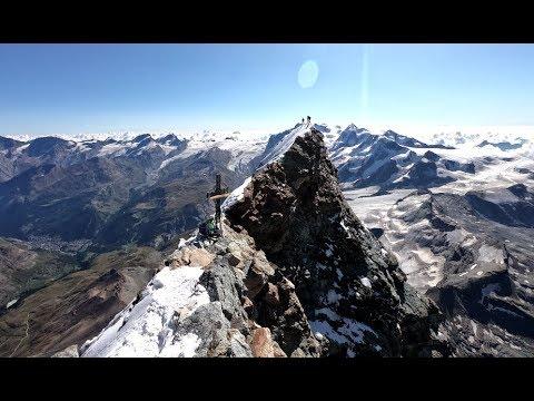 Matterhorn 4478m Hörnligrat/ solo/ w 1 dzień/ (ENG SUB) 26.08.2019 [1080/60]