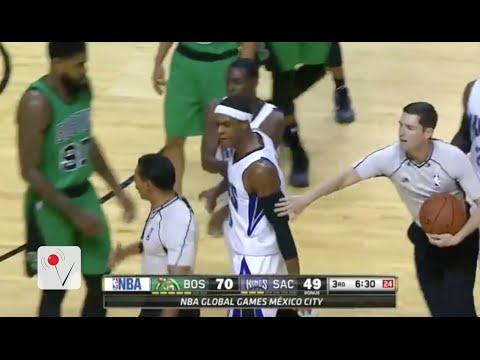 NBA referee comes out as gay, after Rajon Rondo hurls anti-gay slur at him!