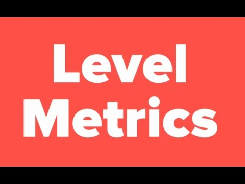 MicroStrategy Level Metrics Tutorial
