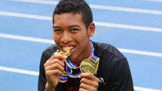 Abdul Hakim Sani Brown_FASTER than Usain Bolt?