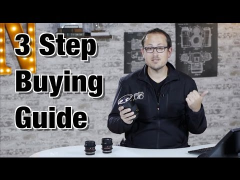 Prime Lens Buying Guide