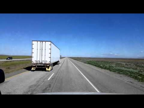 BigRigTravels LIVE! - Mountain Home, ID to Baker City, OR - May 9, 2016 10:19 AM
