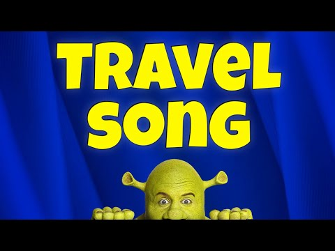 Shrek Travel Song / karaoke instrumental