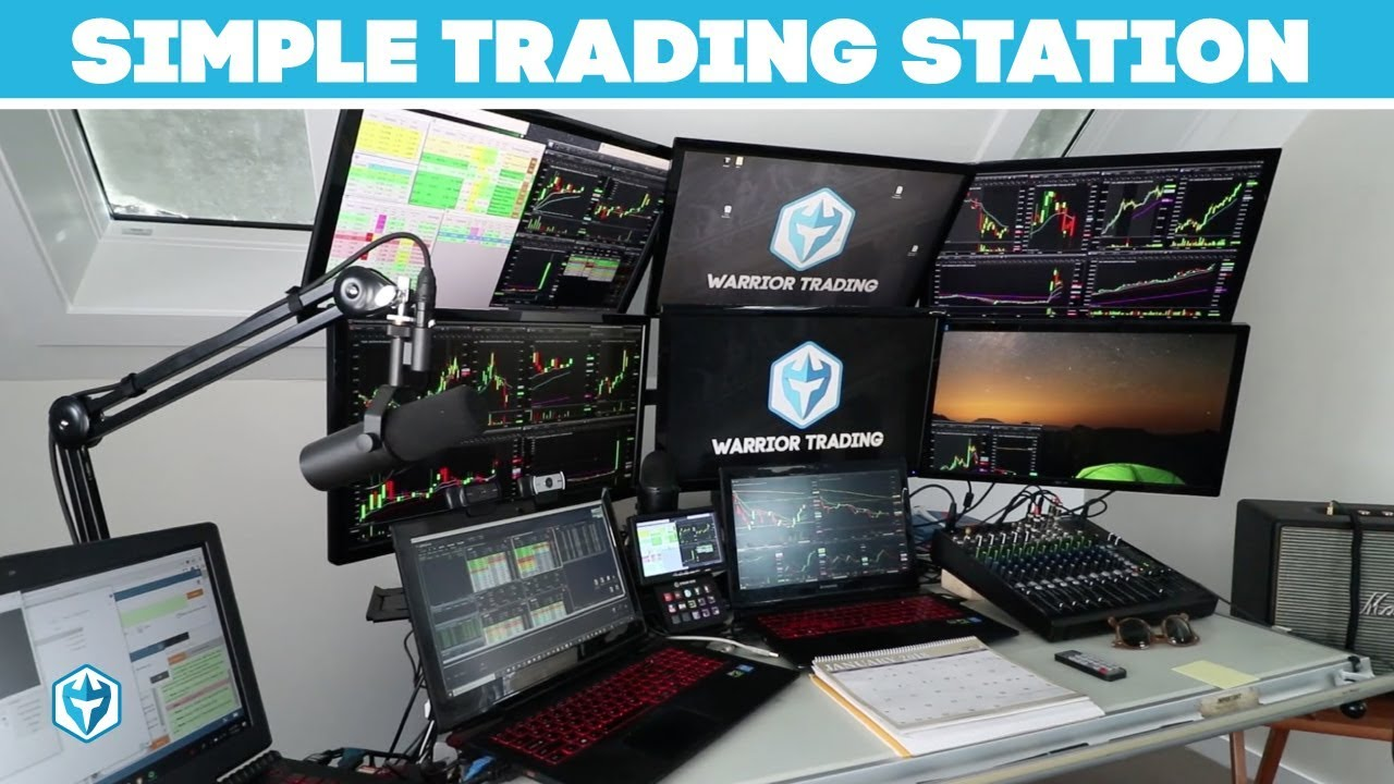 How to set up a Simple Day Trading Station for Penny ...