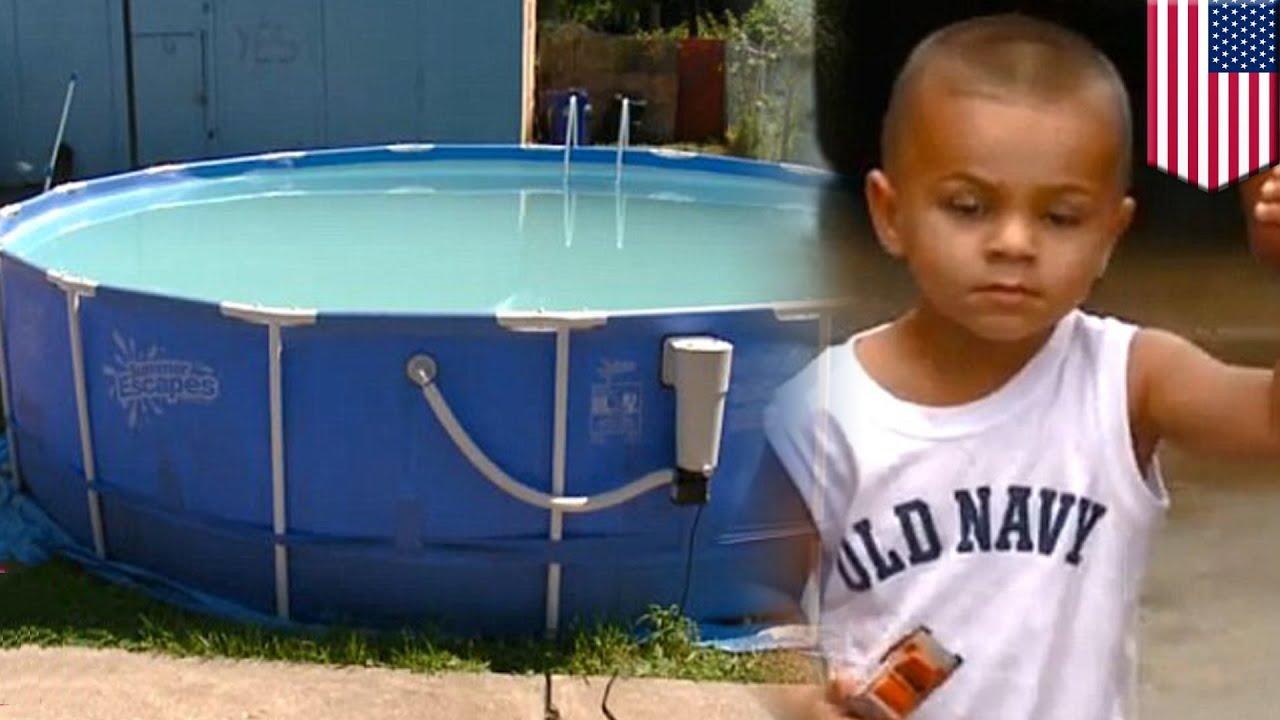 Oficial de polic a captado en video mientras salva la vida for Tout pour la piscine le pontet