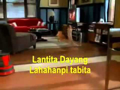 Dayang-dayang original version with lyrics
