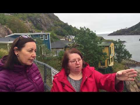 Newfoundland: At the Narrows coming into St. Johns