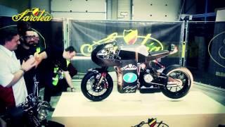 Sarolea SP7 reveal - electric superbike