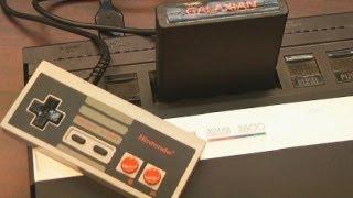 Classic Game Room : NINTENDO ATARI 2600 controller review
