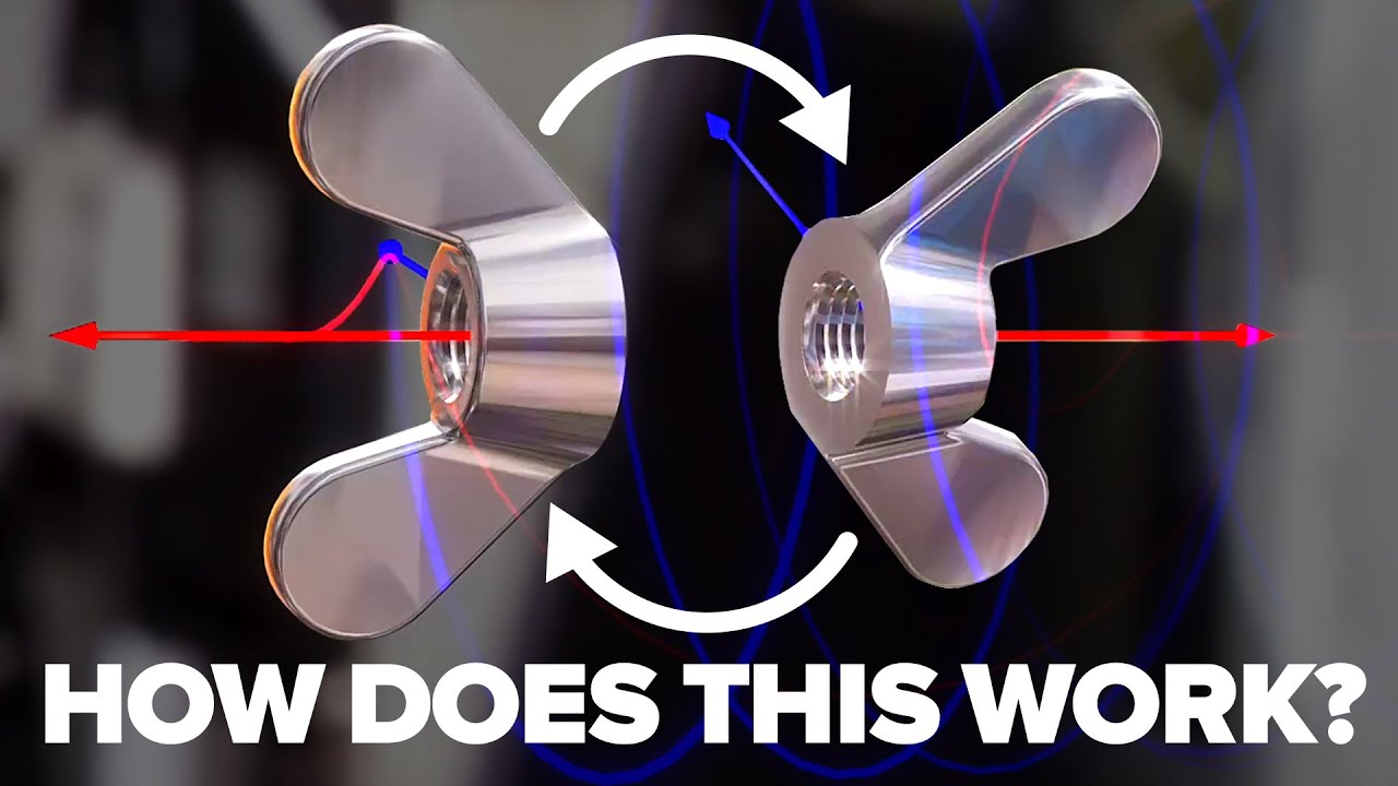 The Bizarre Behavior of Rotating Bodies, Explained