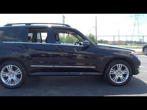 2013 Mercedes-Benz GLK-Class Lansing, Calumet City, Highland, Matteson, Orland Park, IL PBL4681