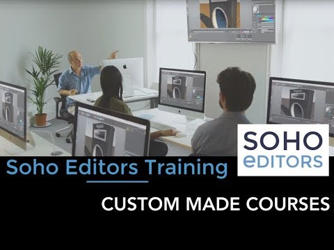 Video Editing Courses London