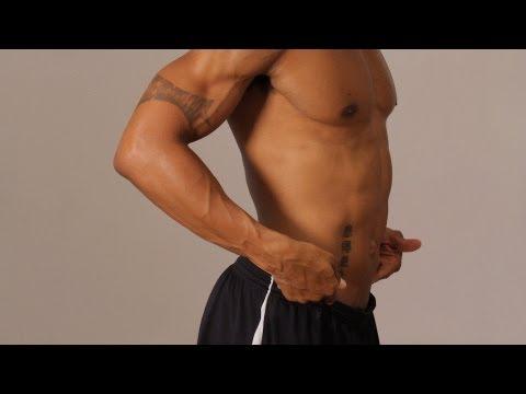 How to Do a Standing Pelvic Tilt | Back Workout