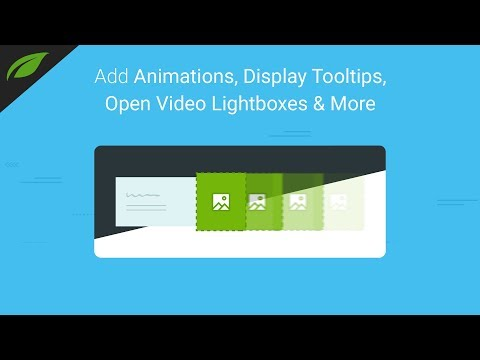 Animation & Action Options in Thrive Architect (Tutorial Video)