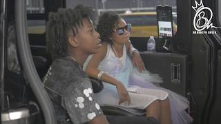 Смотреть клип Brooklyn Queen & Que 9 - Listen Party Trip