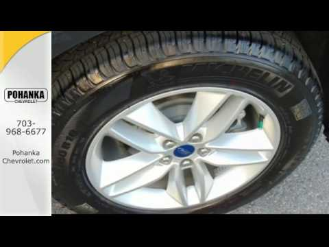 Used 2016 Ford Edge Chantilly VA Washington-DC, MD #TH6119945A