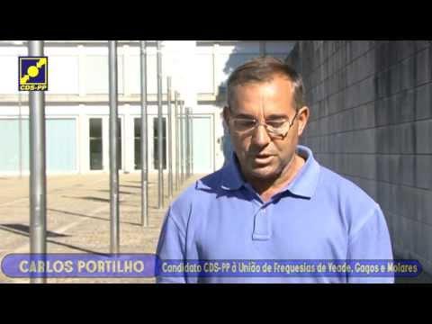 CDS CELORICO DE BASTO - CARLOS PORTILHO (VEADE, GAGOS E MOLARES)