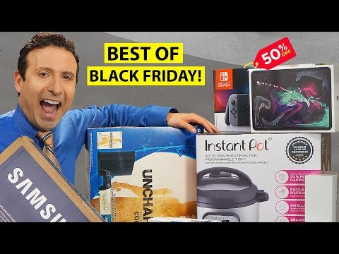 Best Black Friday Deals 2019 (Top 50 List!)
