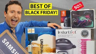 Best Black Friday Deals 2019  Top 50 List!