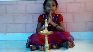 Daivame Kathukolkangu Sree Narayana Guru Daiva Dasakam aparna kombanad -