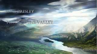 Elvis Presley - Peace In The Valley ( With Lyrics ) View 1080 HD