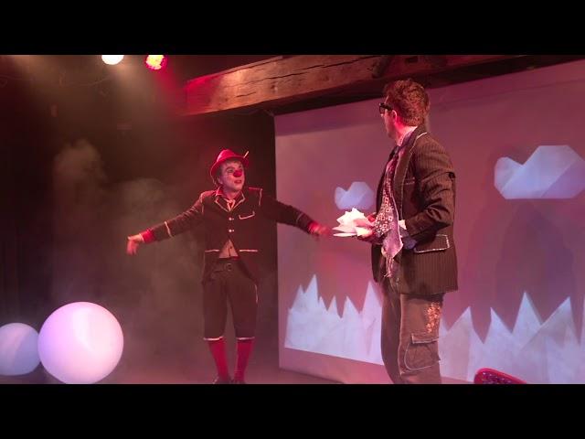 Cyrano clown...