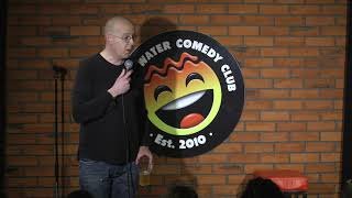Silky LIVE at Hot Water Comedy Club