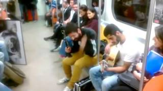 KORAY AVCI metro ilk video :)