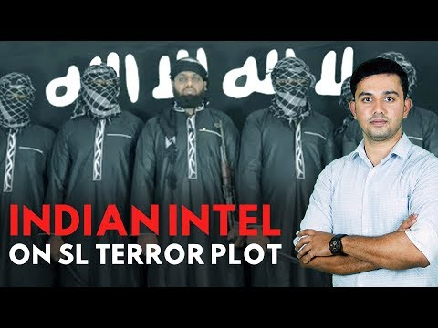 Behind India's Warning To Sri Lanka: How India Knew About The Terror Plot