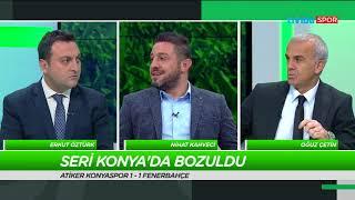 Orta Nokta - 23 Aralık 2017 (Konyaspor - Fenerbahçe Maç Sonu)