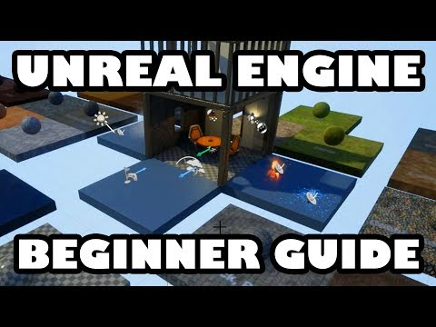Game Development | Intro to Unreal Engine 4 | No Prior Programming Knowledge