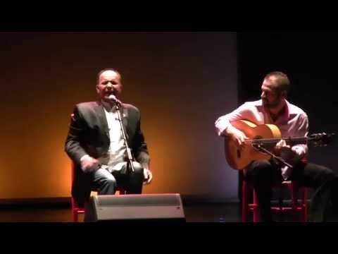 El Pele en el Festival Vallecas Flamenco 2013