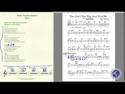 Music Notation Basics Topic 10 LECTURE (NYJA Online)