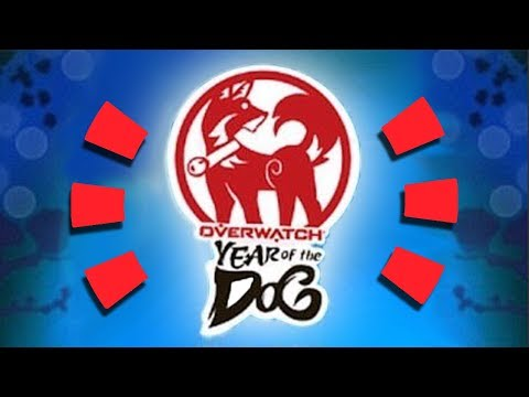 Overwatch - Year of the Dog 2018 Event Leak?
