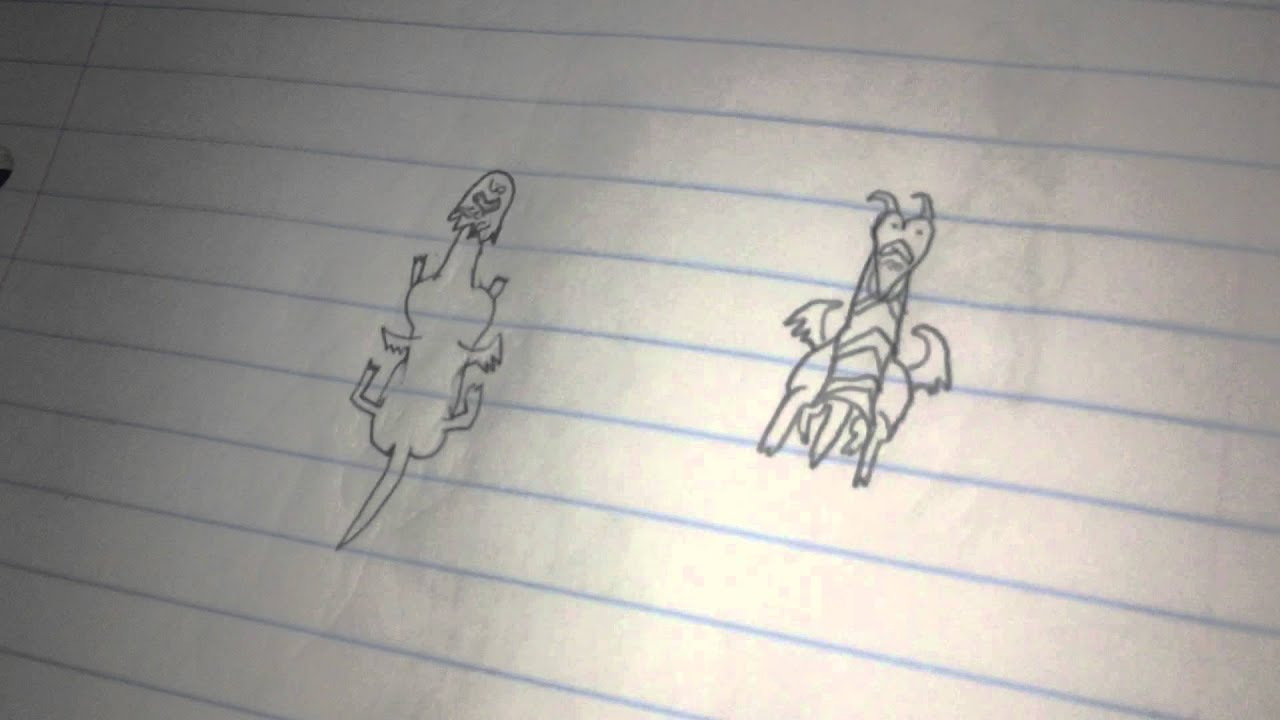my drawings of dragons youtube