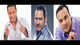Hector Acosta El Torito, Frank Reyes y Zacarias Ferreira BACHATAS MIX 2019