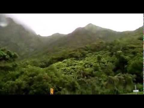 Likelike Hwy to Kailua, Hawaii