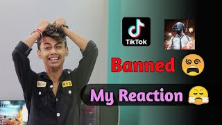TikTok Banned In India | My Reaction 😤 | Pubg Banned In India ? Debjit07