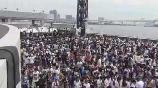 SABANNAMAN LIVE 2015.7.25 BAYSIDE CRASH